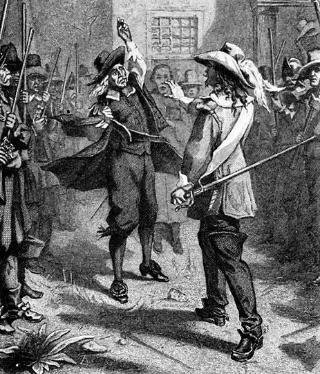 an analysis of the significance of nathaniel bacons rebellion of 1675 Bacon's(rebellion overview( students inthevirginiacolony,ledbynathanielbaconwhiletherevolutionarywarmightfirst then,in1675,someindianscame.